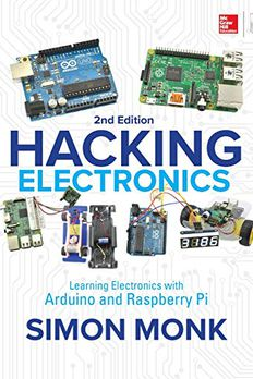 Hacking Electronics book cover