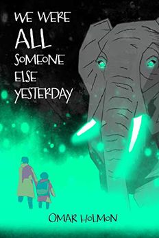 We Were All Someone Else Yesterday book cover