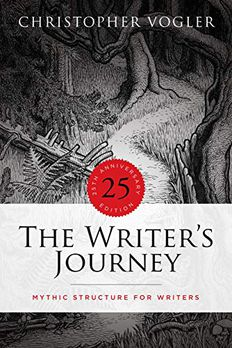 The Writer's Journey - 25th Anniversary Edition book cover