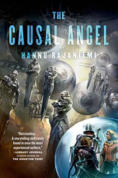 The Causal Angel book cover