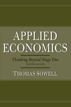 Applied Economics book cover
