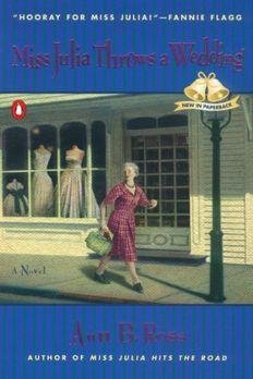 Miss Julia Throws a Wedding book cover