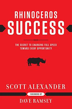 Rhinoceros Success  book cover