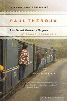 The Great Railway Bazaar book cover