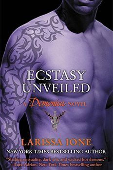 Ecstasy Unveiled book cover