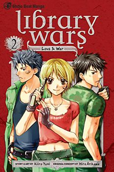 Library War book cover