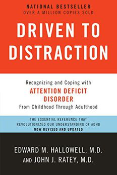 Driven to Distraction book cover