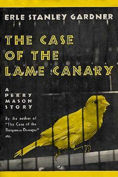 The Case of the Lame Canary book cover