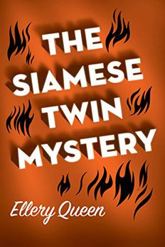 The Siamese Twin Mystery book cover