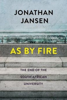 As by fire book cover