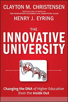 The Innovative University book cover