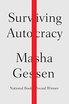 Surviving Autocracy book cover