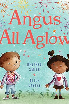 Angus All Aglow book cover