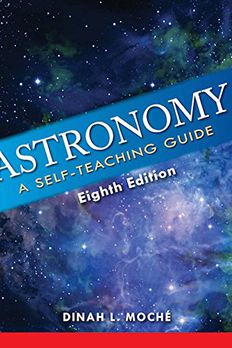 Astronomy book cover