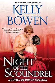 Night of the Scoundrel book cover