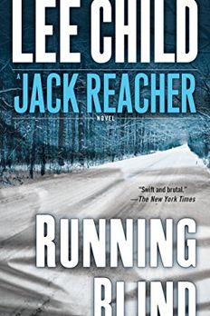 Running Blind book cover