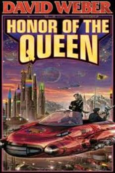 The Honor of the Queen book cover