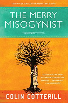 The Merry Misogynist book cover