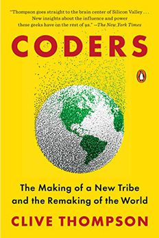 Coders book cover