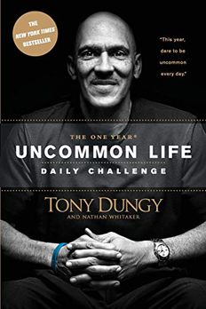 The One Year Uncommon Life Daily Challenge book cover