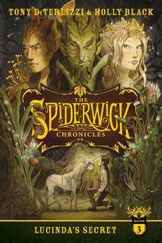 Lucinda's Secret book cover