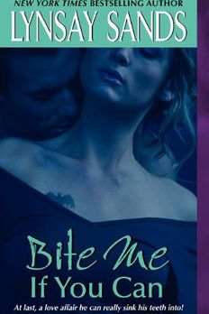 Bite Me If You Can book cover
