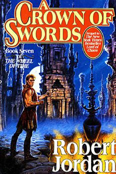 A Crown of Swords book cover