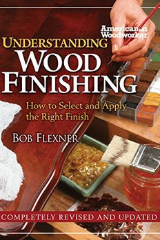 Understanding Wood Finishing book cover