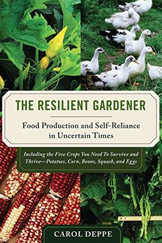 The Resilient Gardener book cover