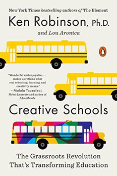 Creative Schools book cover
