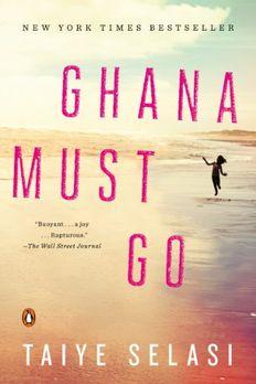 Ghana Must Go book cover