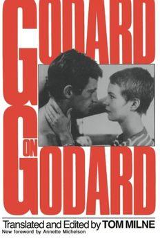 Godard On Godard book cover