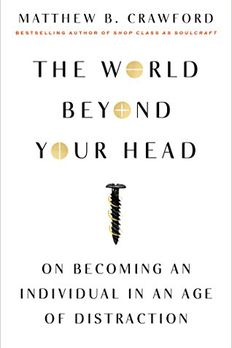 The World Beyond Your Head book cover