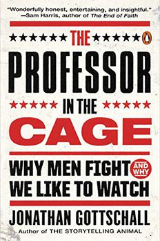 The Professor in the Cage book cover