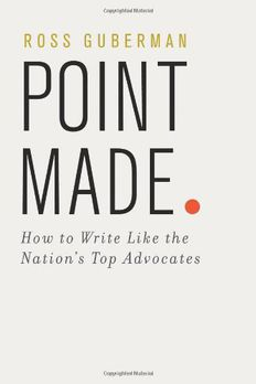 Point Made book cover