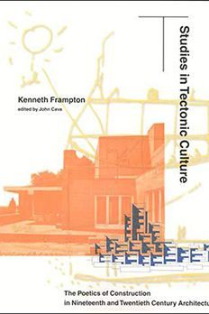 Studies in Tectonic Culture book cover