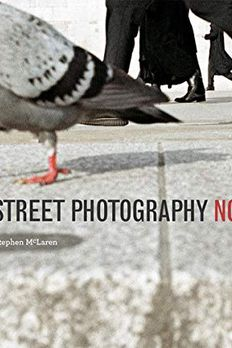 Street Photography Now book cover