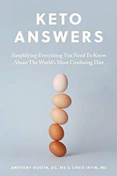 Keto Answers book cover