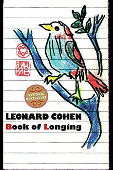 Book of Longing book cover