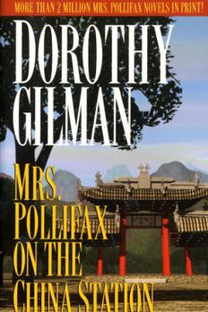 Mrs. Pollifax on the China Station book cover