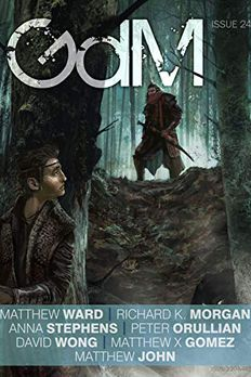 Grimdark Magazine Issue #24 book cover