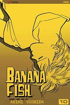 Banana Fish, Vol. 10 book cover