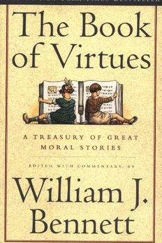 The Book of Virtues book cover
