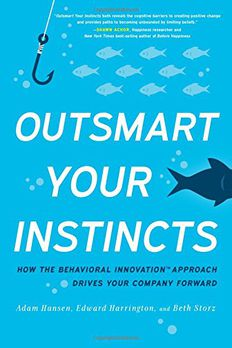 Outsmart Your Instincts book cover