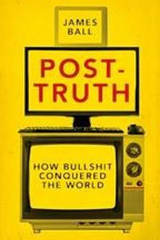 Post-Truth book cover