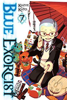 Blue Exorcist, Vol. 7 book cover