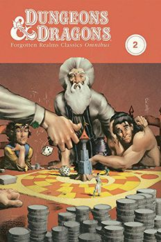 Dungeons & Dragons book cover