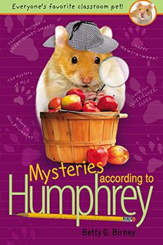 Mysteries According to Humphrey book cover