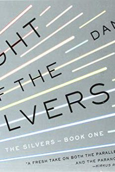 The Flight of the Silvers book cover