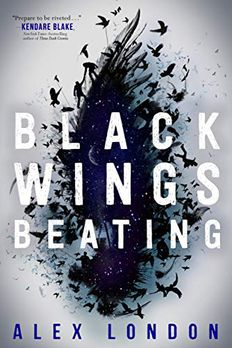 Black Wings Beating book cover
